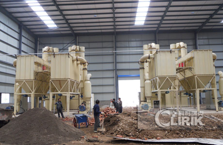 bentonite ultrafine grinding machine