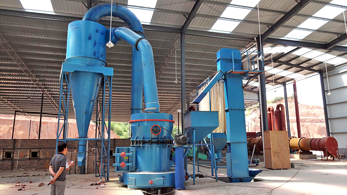 Bentonite Grinding Mill For Sale