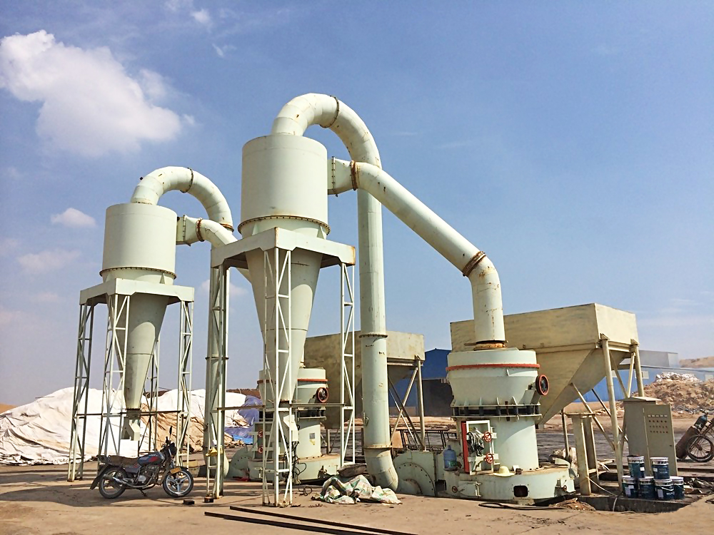 Application Areas of Gypsum Powder Plant